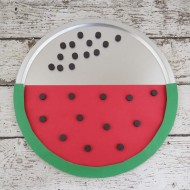 Watermelon Counting Game from Smart School House Crafts for Kids