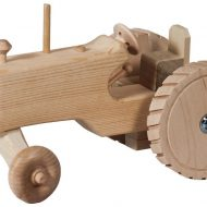 Why Choose Wooden Toys Over Plastic Toys?