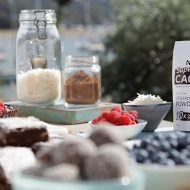 Baking with super-foods & supplements