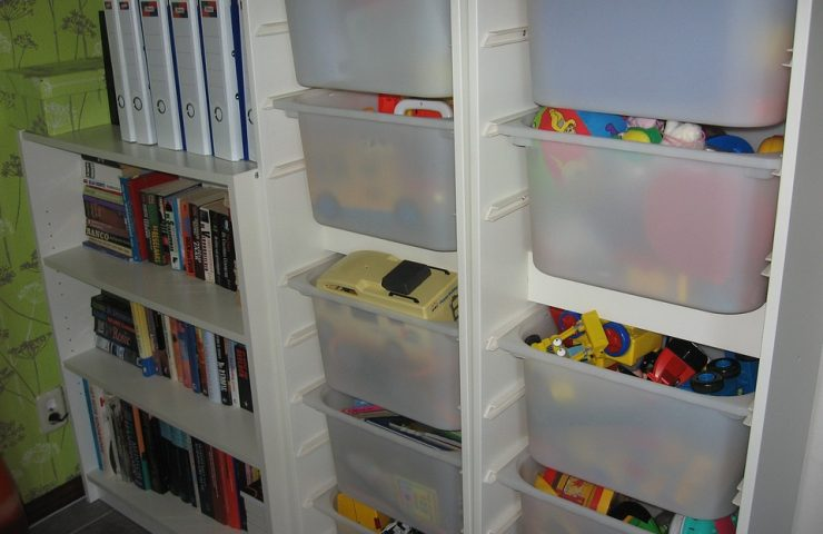 Three Home Storage Ideas to Create Space (and Happiness)