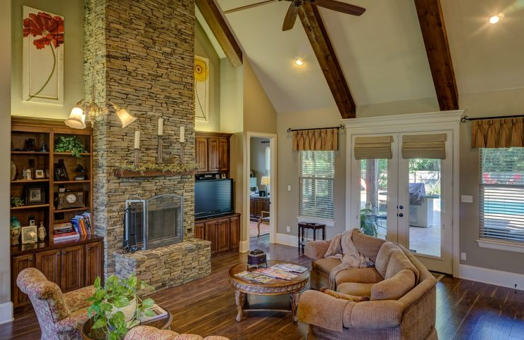 Steps to Designing a Cozy Living Room