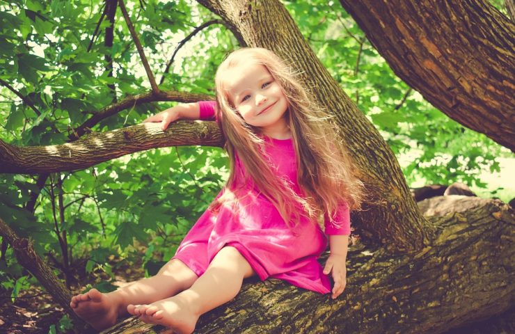 How to incorporate more time in the outdoors for children