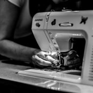 Sewing with the Strongest Thread